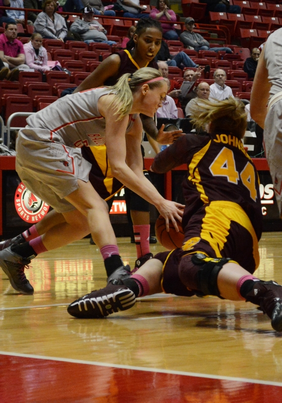 The Ball State Daily :: Women's Basketball vs. Central ...